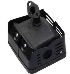 De Geluiddemper Assy /Silencer van de Motor van Extra Delen Gx160 van de generator