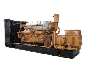 500kw*2conjunto gerador de gás natural de 1 MW para a fábrica