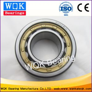 Wqk rodamiento de rodillos cilíndricos con jaula de latón NJ2205em1 C4