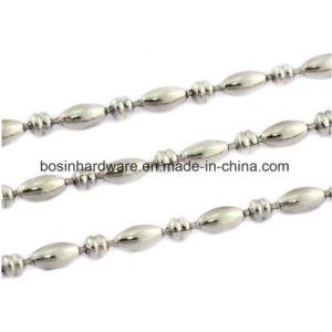 Caldo-Vendita della catena della sfera del branello dell'acciaio inossidabile di 2.4mm