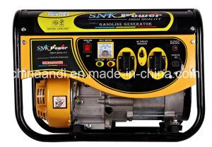 generatore della benzina della benzina di energia elettrica di alta qualità di 6.5HP 3kw