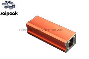 La Coquille en métal de haute qualité Fait de matériel en aluminium