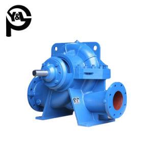 Pompa centrifuga di spaccatura di doppia aspirazione di drenaggio Volute assiale dell'intelaiatura