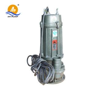 Motor eléctrico sumergible de aguas residuales de la bomba de agua sucia