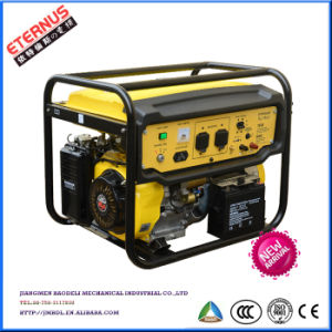 De elektro Generator Sh8500X/E van de Benzine van de Aanzet 8kw Beweegbare Chinese