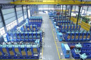 Высокое качество воздуха из ПВХ сандалии литьевой машины зерноочистки