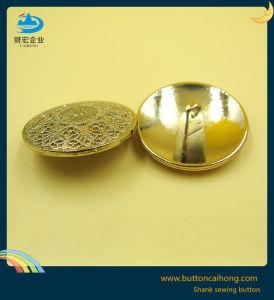 عالة علامة تجاريّة غور معدن نوع ذهب ساق يخيط نمو أزرار