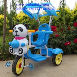 Il bambino poco costoso Trike del triciclo di bambini scherza il triciclo con l'ombrello