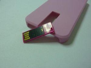 Caso di Nevelty Smartphone con l'azionamento dell'istantaneo del USB (OM-P128)