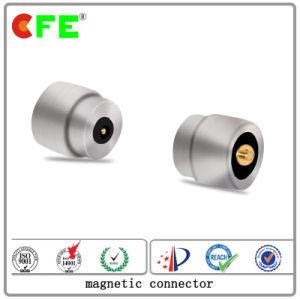 充満目的のための円形磁気コネクター