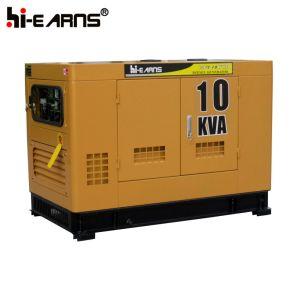 Gruppo elettrogeno diesel raffreddato ad acqua (GF2-10KW)