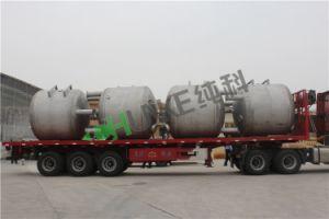 En acier inoxydable Chunke 65 Tph de sable et de filtre à charbon actif