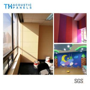 Comitato acustico di alta densità della fibra di poliestere della Cina di vendita calda