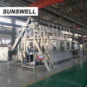 Het Drinken van Sunswell het Blazen de Machine van het Flessenvullen en het Verzegelen van het Water