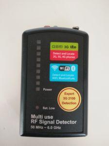 Señal de la cámara espía oculta detector RF Full-Range All-Round contra el espionaje de la señal de CCTV GPS inalámbrico Lente Laser Bug IP GSM 2G/3G/4G el detector GPS Tracker