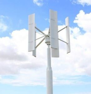 generatore di turbina verticale del vento di 1kw 48V Maglev con a bassa velocità