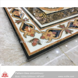 De nieuwe Tegel van de Vloer van het Tapijt van het Bouwmateriaal van de Ceramiektegel (VA12P6081, 1200X1200mm/48 '' x48 '')