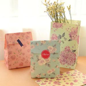 주문 인쇄 고품질 종이 쇼핑 선물 부대 최신 판매 최신 판매