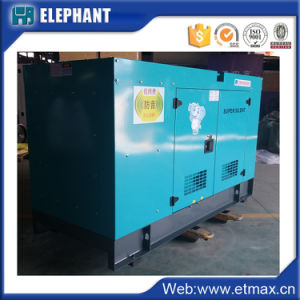40kw 50kVA Lovol 50Hz Geração Diesel silenciosa definido