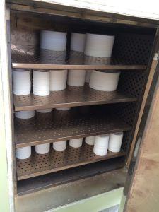 Rondella di plastica del Teflon della guarnizione di PTFE
