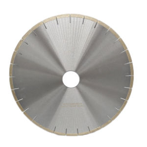 Soldadura de segmento de la hoja de sierra de corte húmedo para mármol