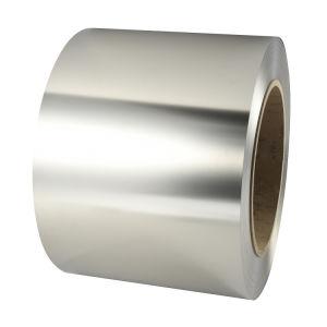301 de la mitad Difícil 0.075 (0.003 pulgadas) de espesor de la bobina de acero inoxidable
