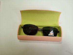 Boîte boîte pliable verres de lunettes de soleil Zone de stockage portable