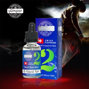 El Sabor Natural Eliquid líquido E Vg alta con muestras gratis