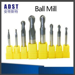 ボールミルの端製造所の切削工具の炭化タングステンの穴あけ工具