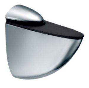 Suporte de tubo redondo de aço inoxidável para guarda-roupa (FS-3076)