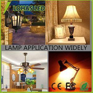 Lâmpada da Luz de milho de LED E14 G4 G9 2835 SMD branca quente de 5 W, 2800k 40 Watts Lâmpada de substituição de lâmpadas incandescentes