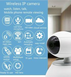 Kamera des drahtlose Zigbee Audiowechselsprechanlage-intelligente Hauptautomatisierungs-Systems-IP
