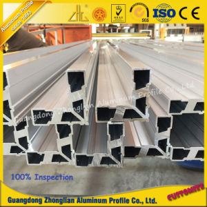 Fabricante Personalizar Perfil de extrusión de aluminio Perfil de Fram