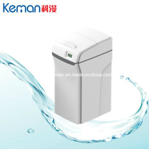 2 Ton ablandador de agua de la máquina en blanco