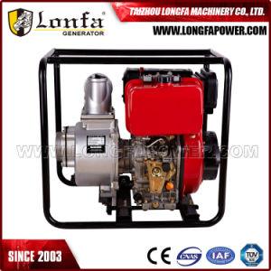 2 pouces (50mm) Manuel/clé de démarrage de pompe à eau diesel pour l'irrigation