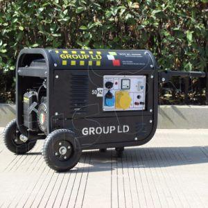 Bison (China) BS2500c (H) 2KW 2kv Air-Cooled portátil de cilindro único fio de cobre de Gasolina Gasolina geradores portáteis