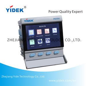 A saída de pulso de Energia Energia Yidek Quantidade saída analógica do Monitor de Energia Elétrica