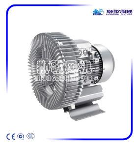 Canal do lado da máquina Auxiliar de plástico do ventilador