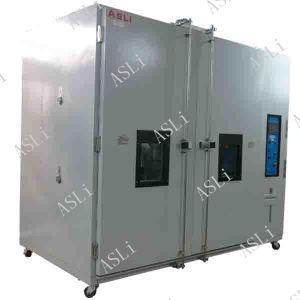 -実験室の温度の湿気の気候テスト区域の70~150c歩行