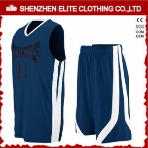 Uniformi all'ingrosso di addestramento di pallacanestro di usura di sport (ELTBNI-16)