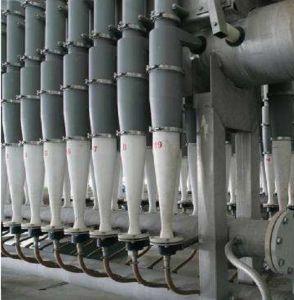 De aço inoxidável de alta eficiência para a fábrica de papel filtro LC