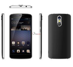 5.5pulgadas Mtk 4G6737t de núcleo cuádruple de Android 6.0 Smartphone con huella dactilar y la CE (P1581)