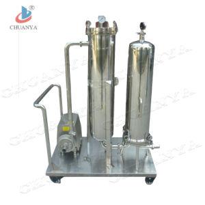 Industrieller Wasser-Reinigungsapparat-Pumpen-Filter