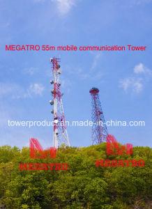 Megatro 55m de Toren van het Mobiele Communicatiemiddel