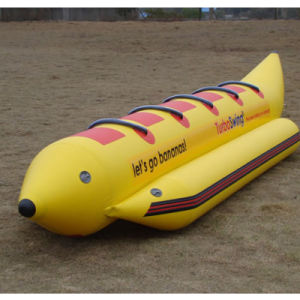 Lancha bananas inflables de alta velocidad