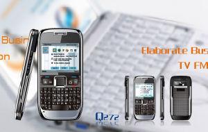 QWERTYtastatur-Handy (E71)
