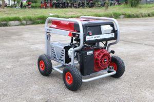 Сделано в Китае для тяжелого режима работы 6.5kw прочного бензин для генератора Honda gp7000