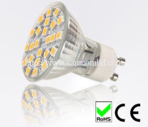 Weiß 5050 SMD LED Downlight (SC-GU10-02-24)
