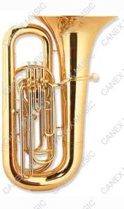 Tuba compensateur de valve de laque d'or (TU-300L)