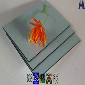 Hoja decorativa de aluminio del material de construcción de China